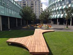 Chobham Academy (Newham, London) : and Playing Fields « Kinnear Landscape Architects