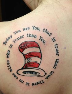 Tattoos Every Book Worm Needs - Alice in Wonderland | Guff