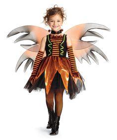 Halloween Fairy Costume for Girls | Chasing Fireflies