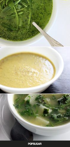 Use the new year (and these soups) for a proper a detox