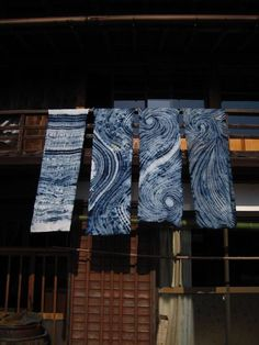 Japanese Textile Workshops  日本のテキスタイル ワークショップ: Mini and the Viking