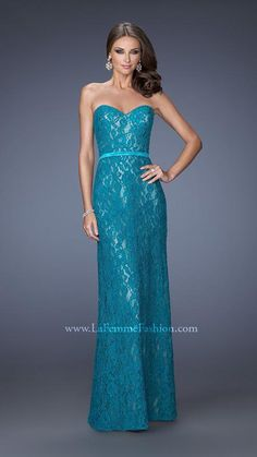 La Femme 20107   La Femme Fashion 2014 - La Femme Prom Dresses - Dancing with the Stars