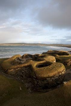 Skara Brae, Orkney  #Scotland #History #Neolithic