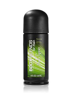 761534 - BODY BLENDS for Men Deodorant Body Spray-Xtreme Live on the Edge  HOLIDAY HUMP DAY: Over the next month, we will be featuring holiday promotions at amway.com/shopholiday and sharing one with you every Wednesday! Today's deal is: Get 25% off the Body Blends Spa Collection (All Body Lotions, Shower Gels, and Body Butters)
