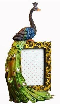 allthingspeacock.com - Peacock Photo Frames