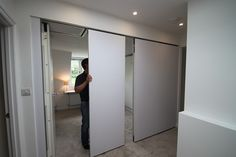 Duvale - moveable walls for the home. Very clever and soundproof!