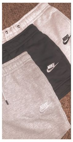 Cute Nike Outfits, Cute Lazy Outfits, Chill Outfits, Sporty Outfits, Teen Fashion Outfits, Stylish Outfits, Summer Outfits, Nike Athletic Outfits, White Nike Shorts