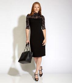 LOVE this lace top dress - Apostolic Clothing Pentecostal