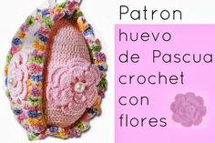 Huevos de Crochet Patron para Semana Santa - Patrones Crochet