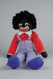 Image result for racist black baby dolls