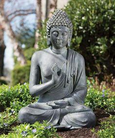 Another great find on #zulily! Thai Buddha Garden Statue #zulilyfinds
