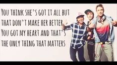 Chloe- Emblem3  This song would make suchhhhhh a cute hiphop dance for little girls!