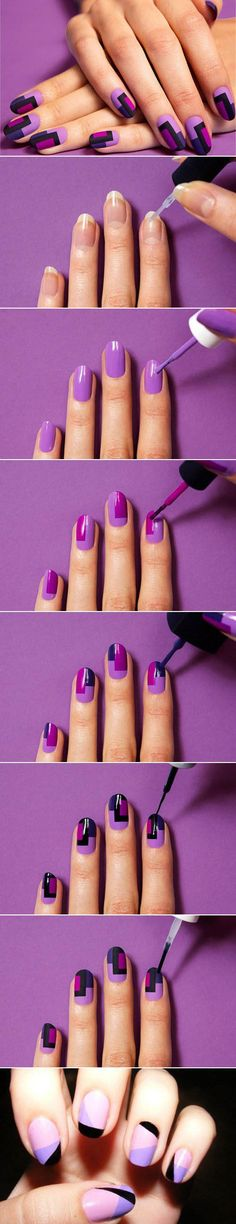Awesome DIY Color Cool NailL Desings, trends of 2015 | Gallery Nail Art Design