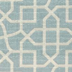 Geometric Light Blue by Duralee Fabric $33.10