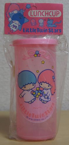 【1976】Lunch Cup ★Little Twin Stars★