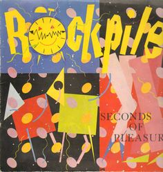 Barney Bubbles - Rockpile, Seconds Of Pleasure