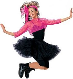 Madonna Lucky Star Costume (more details at Adults-Halloween-Costume.com) #madonna #halloween #costumes