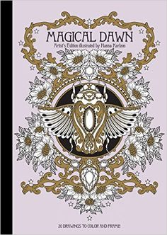 Magical Dawn Artist's Edition: Published in Sweden As Magisk Gryning (Gsp- Trade): Hanna Karlzon: 9781423646600: Amazon.com: Books