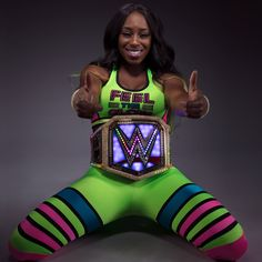 The official home of the latest WWE news, results and events. Get breaking news, photos, and video of your favorite WWE Superstars. Wrestling Superstars, Wrestling Divas, Women's Wrestling, Black Wrestlers, Wwe Female Wrestlers, Wwe Women's Championship, Divas Wwe, Naomi Wwe, Wwe Girls