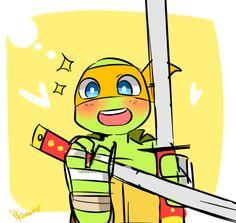 AWWWW cute little mikey he is so CUTE! *from 류현우 *
