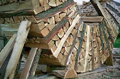 Stacking Wood Can Be Artistry As Well As Winter Heat (10)