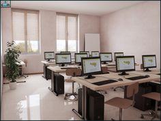 3D Graphic Design  Classroom