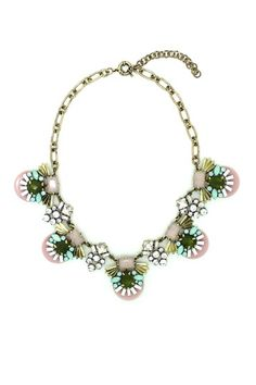 Addison Bib Necklace by Eye Candy Los Angeles on @HauteLook