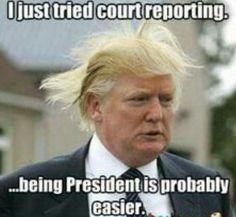 Ha! Pretty much!