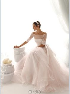 beautiful perfect for a mature bride