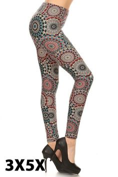 01229599ff9000 Leggings Depot Yoga Waist REG/Plus Women's Buttery Soft Leggings