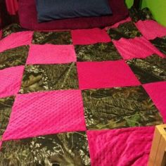 pink woodland camo comforter spread 1 piece full by regal comfort great outdoor pink woodland tree and leaf style camo pattern made u2026