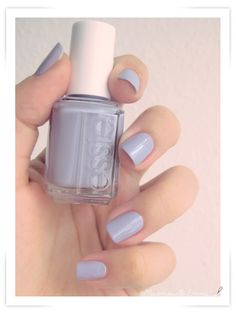 Essie's Lilacism - one of my favorite (if not my favorite) Essie shades