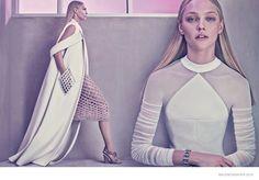 YSL Spring 2015 Ads  | january 14 2015 balenciaga campaign spring summer 2015 steven klein ...