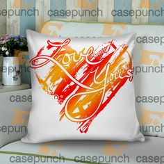 Sr5-heart For Valentine's Day Gift Cushion Pillow Case