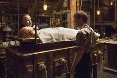 Still of Billie Piper, Rory Kinnear and Harry Treadaway in Penny Dreadful (2014)