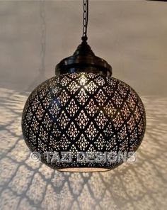 Modern Moroccan Pendant Light - Dahon Sphere : Moroccan Lamps & Lanterns : Modern Moroccan Lighting : Tazi Designs : : : on Wanelo Moroccan Pendant Light, Moroccan Lighting, Moroccan Lamp, Modern Moroccan, Moroccan Lanterns, Moroccan Design, Modern Pendant Light, Moroccan Style, Moroccan Chandelier