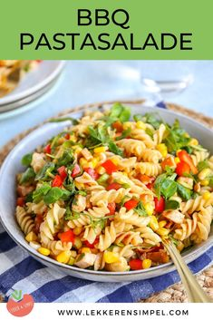 Spatzle, Salad Recipes, Healthy Recipes, 20 Min, Pasta Salad, Barbecue, Tapas, Macaroni, Food And Drink