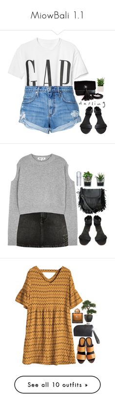 """MiowBali 1.1"" by emilypondng ❤ liked on Polyvore featuring Nobody Denim, Yves Saint Laurent, McQ by Alexander McQueen, Threshold, La Prairie, AMOUAGE, Alaïa, Creed, Lux-Art Silks and Acqua di Parma"