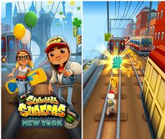 Subway Surfers Updated With New York City World Tour In Windows ...