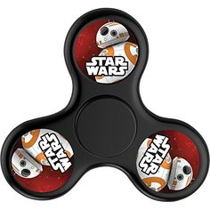 30b7b083d6ee Cheap price Tri-Fidget Spinner Stress Reducer Durable Star Wars Printed  Finger Toy-Perfect For ADD ADHD Anxiety And Autism Adult Children on sale