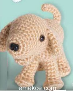 All the free recipes you are looking for about Amigurumi are waiting for you on this site. Crochet Toys Patterns, Stuffed Toys Patterns, Knitting Patterns, Tutorial Amigurumi, Amigurumi Doll, Lana, Crochet Baby, Free Pattern, Dinosaur Stuffed Animal