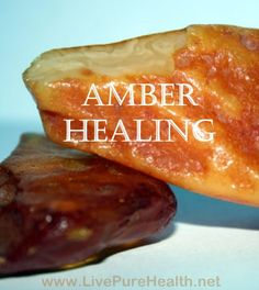 Amber...It is said that amber has healing effects on the human body. It enables positive energy to rotate within the body which gives power to the depreciated body. Other positive contributions of amber are to do away with an eccentric behavior, it activates the nature of being altruistic, and it can strengthen tissues pertaining to the ear and brain.
