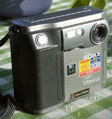Sony mavica fd5 - デジタルマビカ - Wikipedia