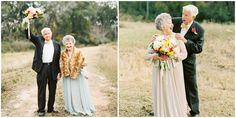 63 Tahun Menikah, Foto Pasangan Ini Tunjukkan Arti Cinta Sejati