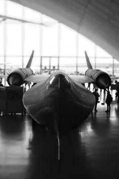 SR-71 Blackbird by Nico Buch