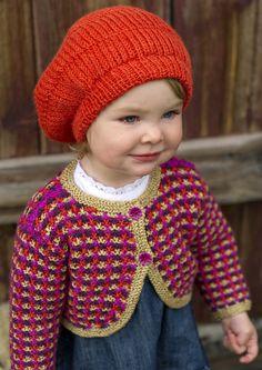 free knitting pattern for baby girl bolero 707362b9329