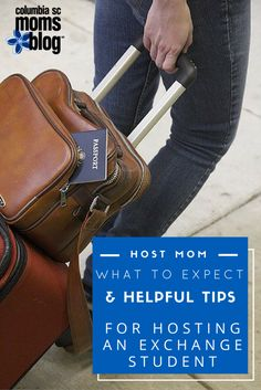 Host Mom :: What to Expect and Helpful Tips for Hosting an Exchange Student | Columbia SC Moms Blog