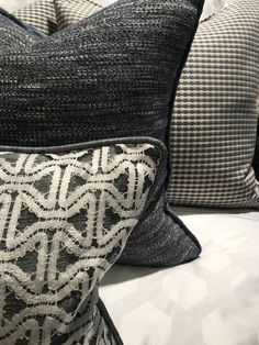 The new Evitavonni Tour cushions