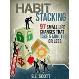 Need help creating a simple routine that you can repeat on a daily basis? Habit Stacking: 96 Small Life Changes that Take 5 Minutes or Less #spring #cleaning #habits