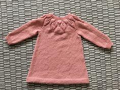 Ravelry: Annalindbjerg's Dahlia kjole